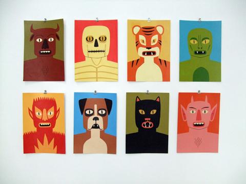 Jack Teagle prints