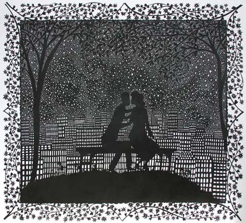 Rob Ryan, Starry Night