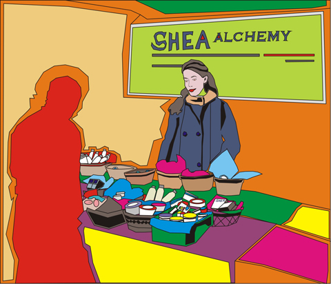 Shea Alchemy by Karina Yarv