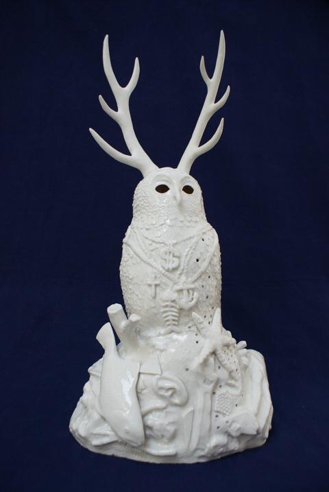 Sophie Woodrow Owl