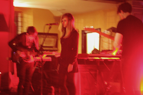 Still Corners-perform at St.Giles