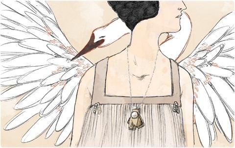 Alison Haddon, illustration by Celine Loup