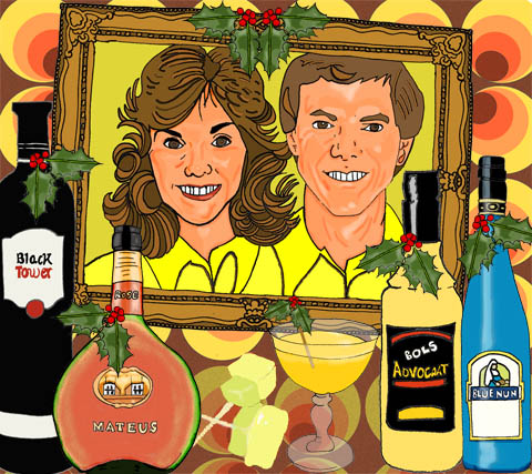 A 70s Christmas with The Carpenters by Matilde Sazio