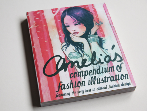 Amelia's Compendium of Fashion-cover