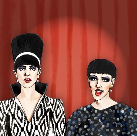 Bourgeois & Maurice by Kellie Black