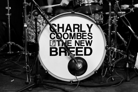 Charly Coombes and the New Breed by Roderick Barker-Benfield