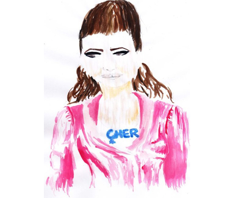 Cher Lloyd by Antaya Lendore