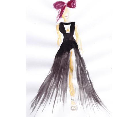 Cheryl Cole by Antaya Lendore