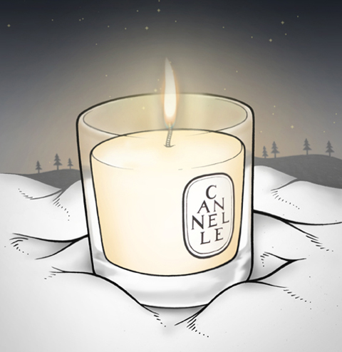 Diptyque Candle - The Cloud Commission