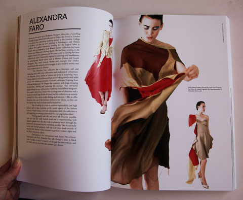 Eco Fashion-Alexandra Faro