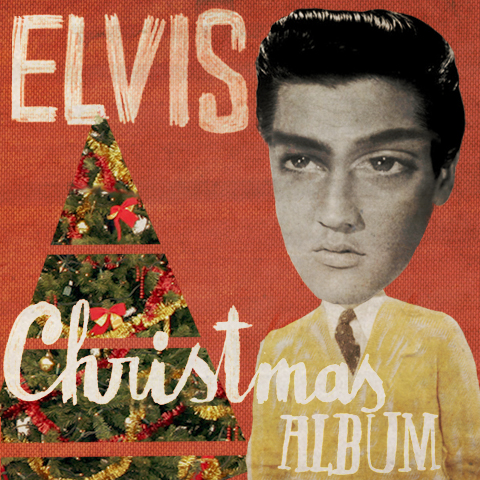 Elvis-Christmas-Album-by-Mina-Bach