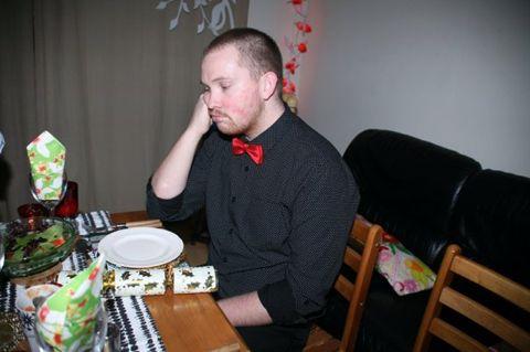 Matt Bramford Christmas Grump