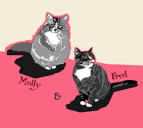 Molly & Fred Karina Yarv