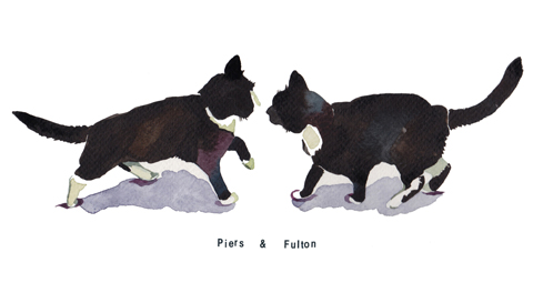 Piers+Fulton by Holly Exley