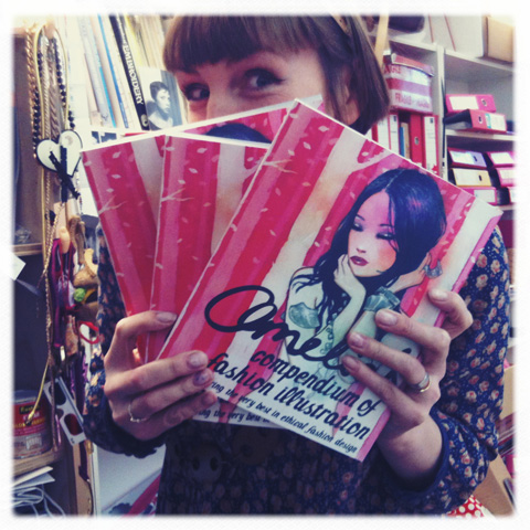 Tatty Devine Amelia's Compendium