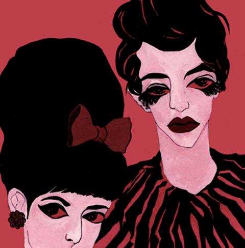 bourgeois & maurice by sarah alfarhan