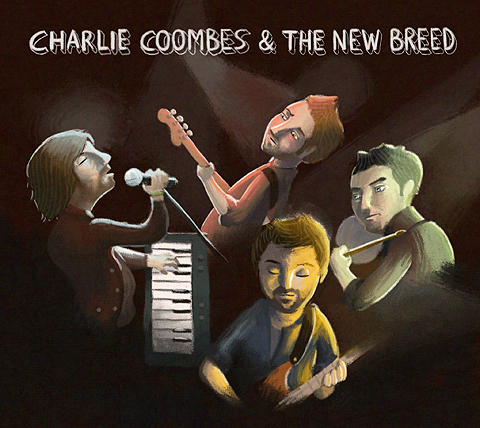Charlie Coombes and the New Breed by Octavi Navarro