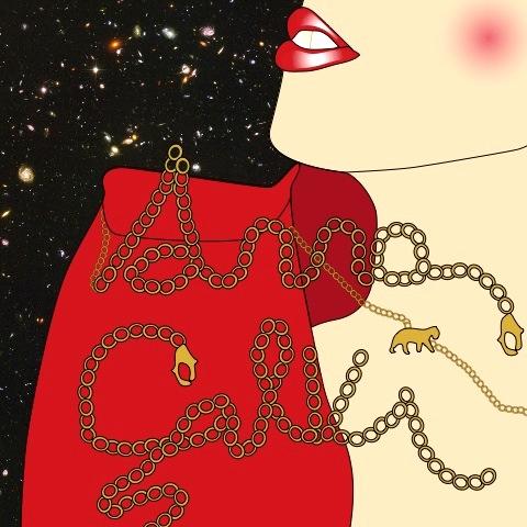 Anna Calvi by Avril Kelly