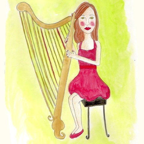JoannaNewsom by Avril Kelly