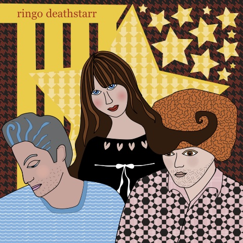 Ringo Deathstarr by Avril Kelly