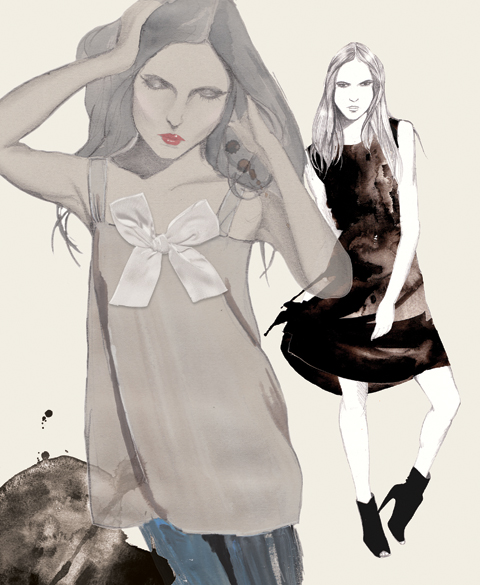 Minna S/S 2011 by Gemma Milly