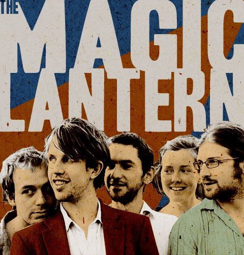 The Magic Lantern by Darren Fletcher