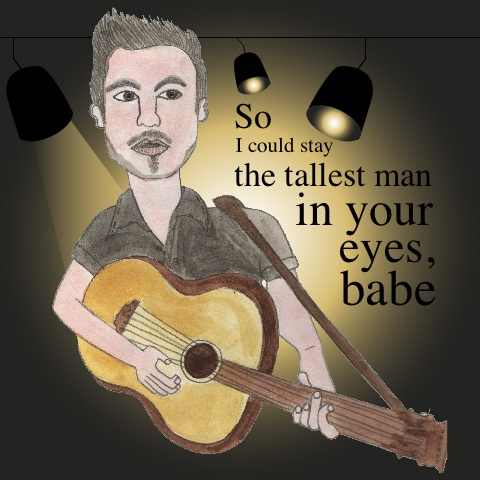 tallest MAN on earth 2 by Avril Kelly