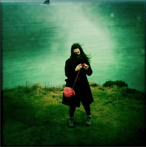 Amelia Gregory in Cornwall