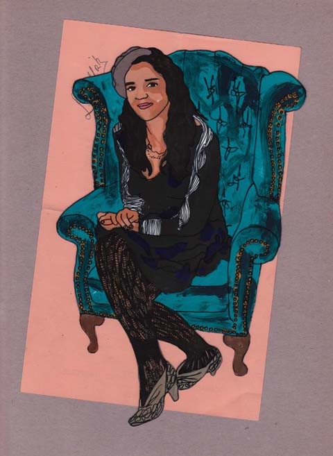 Amisha Ghadiali by Antonia Parker