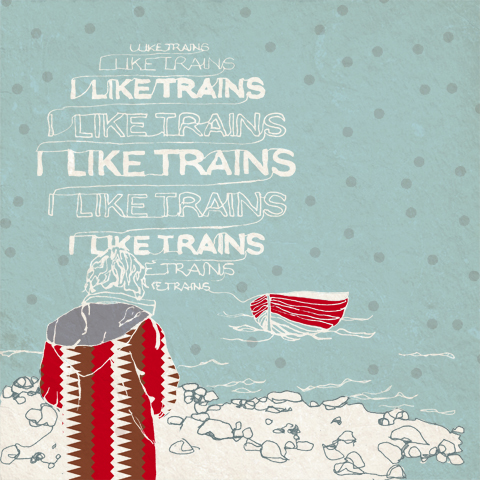 I Like Trains by Gemma Smith