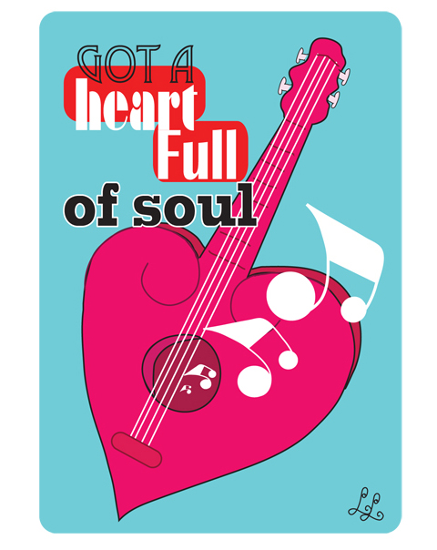I Heart Music by Liz Lewis