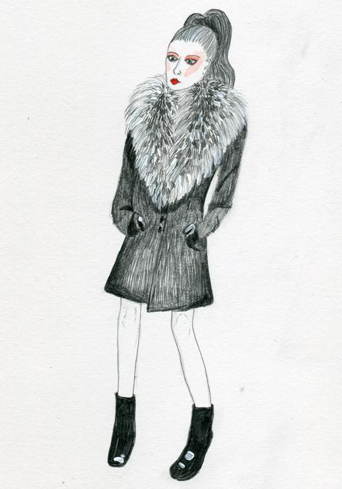 Jean-Pierre Braganza A/W 2011 by Kerri-Ann Hulme