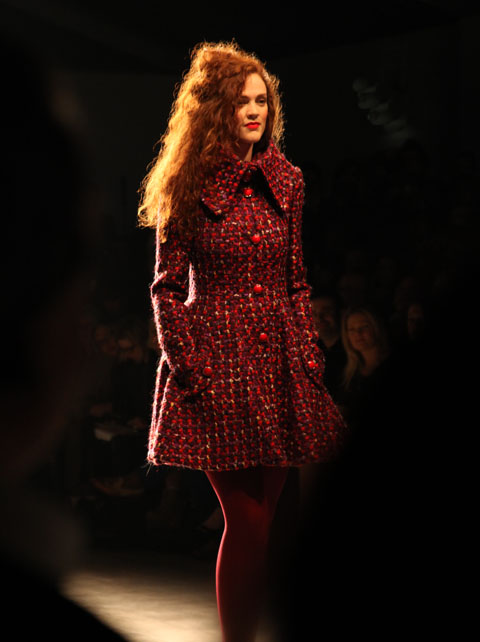 Paul Costelloe A-W 2011-daughter Jessica