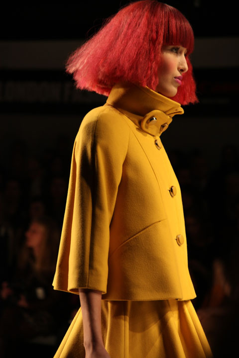 Paul Costelloe A/W 2011 by Amelia Gregory
