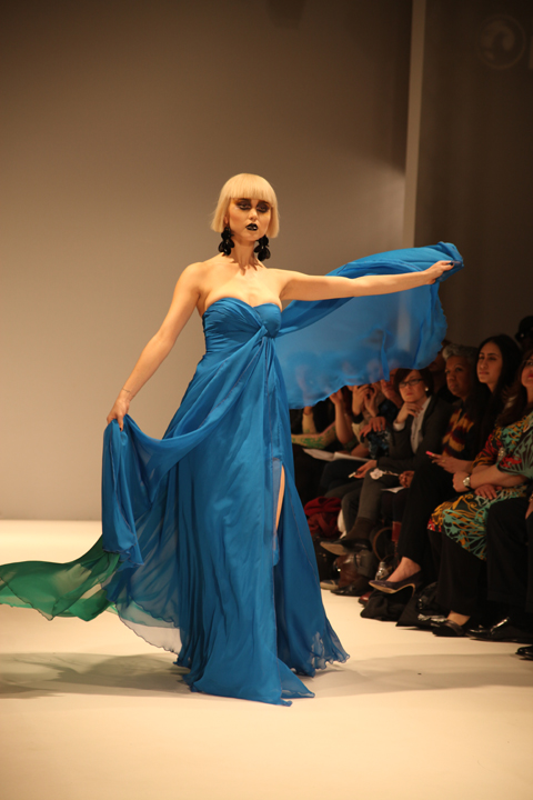 Ziad Ghanem A/W 2011 photography by Amelia Gregory