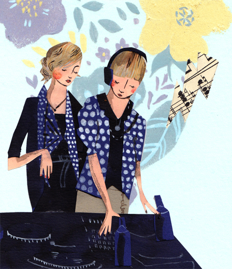 The Pipettes by Emma Block