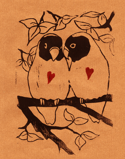 lovebirds-becca thorne