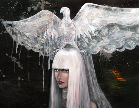 Charlie Le Mindu by Andrea Peterson aka Artist Andrea