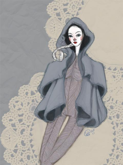 Fyodor Golan A/W 2011 by Joy Chokchai