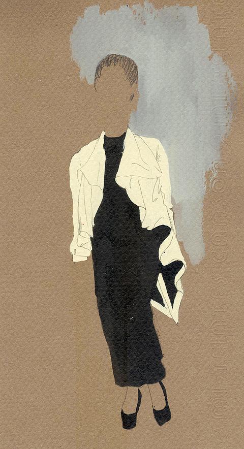 Fyodor Golan A/W 2011 by Sandra Contreras