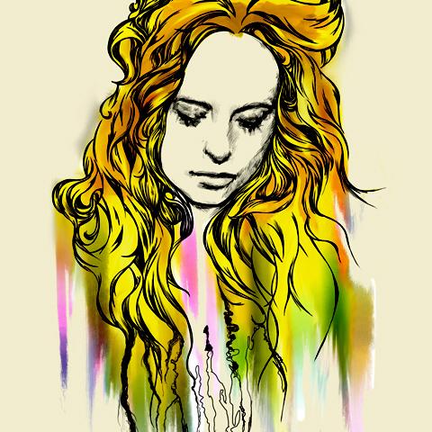 Kyla La Grange by Rebecca Strickson