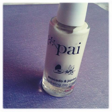 Pai Avocado & Jojoba Hydrating Day Cream bottle