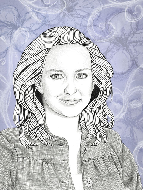 Sarah Brown Pai by Danielle Shepherd