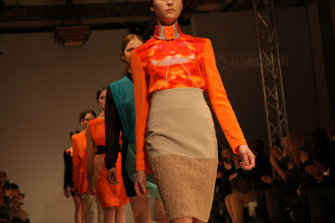 Krystof Strozyna A/W 2011. Photography by Amelia Gregory