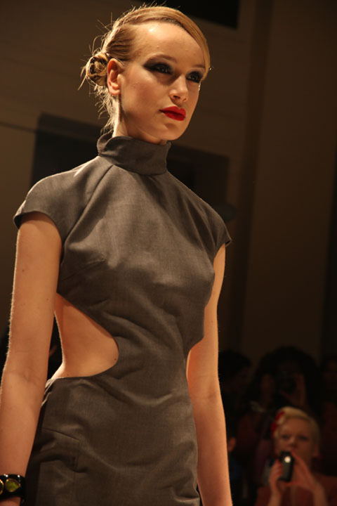 Jasper Garvida A/W 2011. Photography by Amelia Gregory