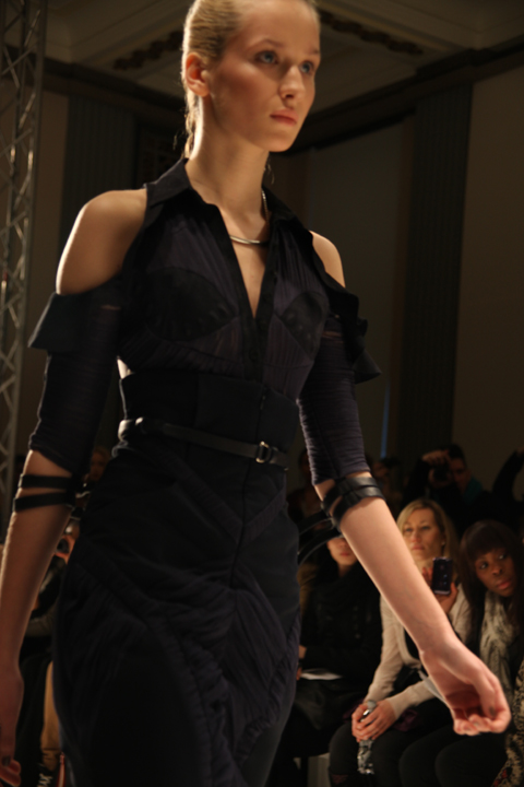 Fyodor Golan A/W 2011. Photography by Amelia Gregory