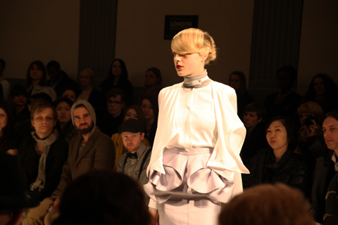 Masha Ma A/W 2011 DeCon. Photography by Amelia&hellip; <a href=