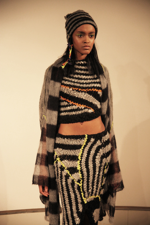 Cooperative Designs A/W 2011. Photography by Amelia Gregory