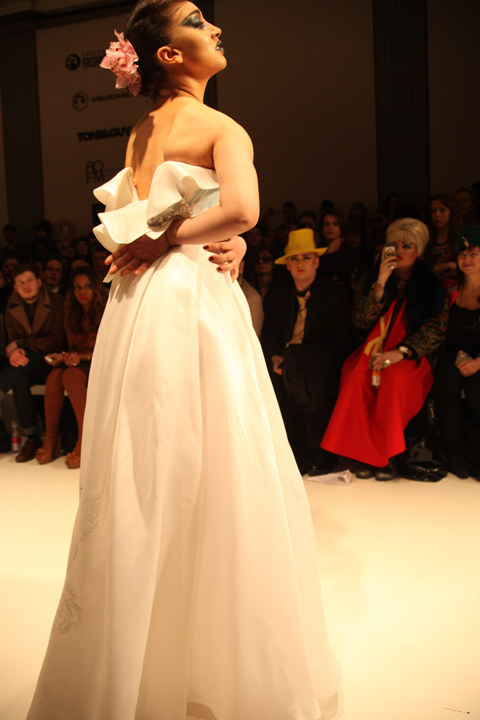Ziad Ghanem A/W 2011. Photography by Amelia Gregory