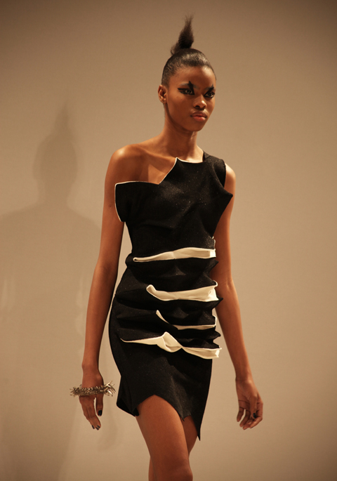 Alice Palmer A/W 2011 Into the Void All photography by Amelia Gregory.